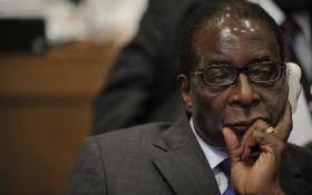 """""""Вечный"""" президент Зимбабве согласился уйти в отставку"""