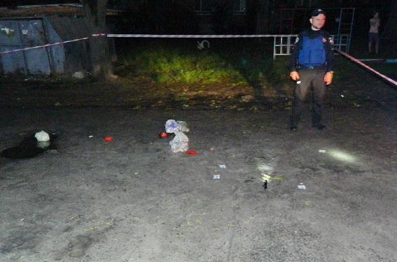 Стрілянина з убивством у Києві: опубліковані фото з місця подій (1)