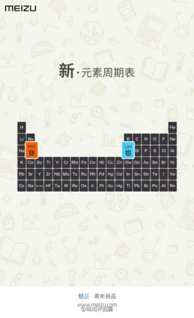 Корпус Meizu Blue Charm Metal буде зроблений з магнієво-алюмінієвого сплаву (2)