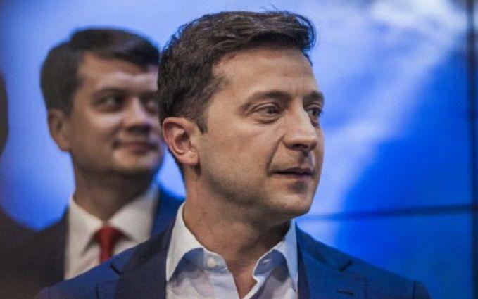 Звільняй місце: Зеленський висунув Разумкову жорсткий ультиматум