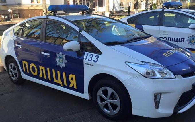 Деканоїдзе відзвітувала, скільки службових авто пошкодили копи