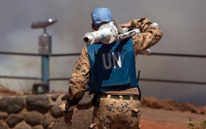 Лавров объявил, что Российская Федерация желает видеть вооруженных наблюдателей ОБСЕ, ноне миротворцев