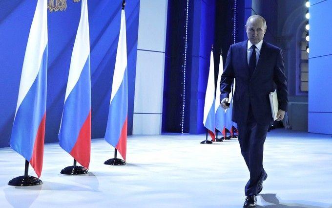 Путін передав українцям особливе послання