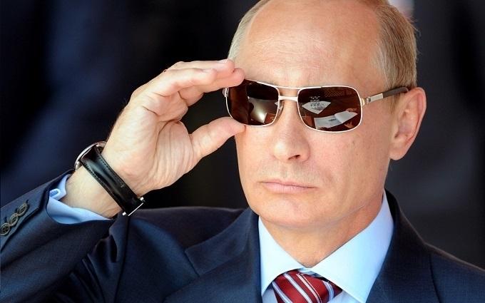В мережі показали дивне фото з Путіним