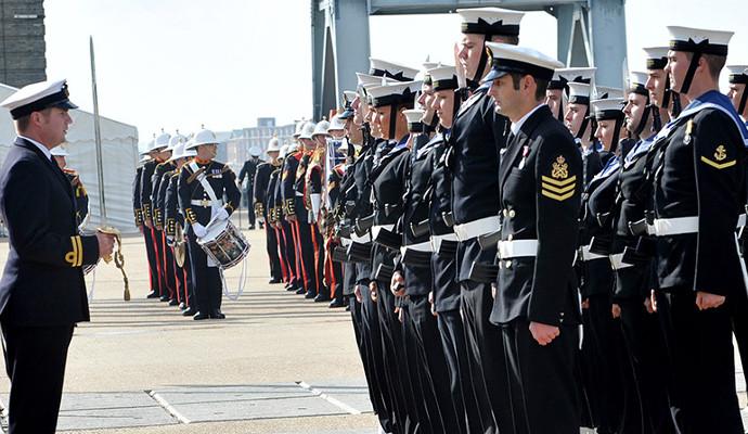 Великобритания отреагировала на угрозы со стороны РФ наращиванием ВМС