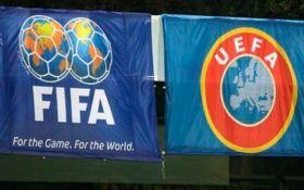 Украинскому футболу грозит исключение из УЕФА и ФИФА - юрист