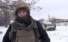 Загострення на Донбасі: відео зі зверненням волонтера розбурхало мережу