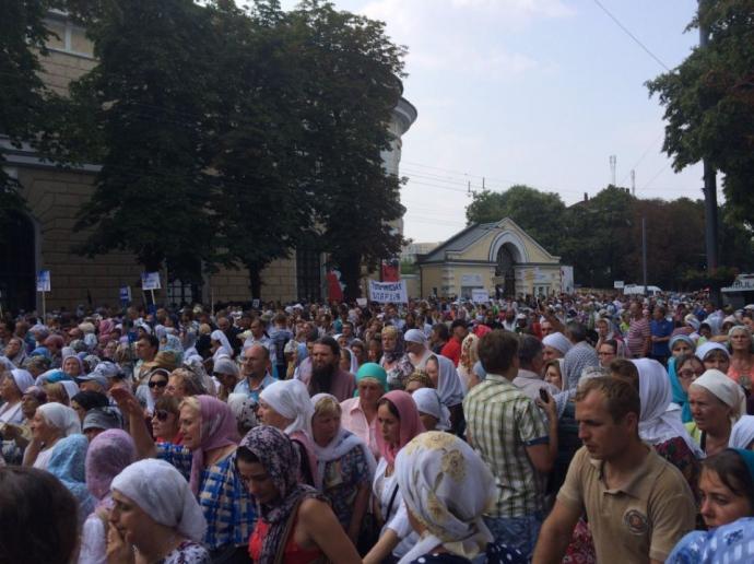 Крестный ход в Киеве: все подробности, фото и видео (2)