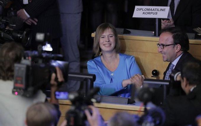 В Естонії завершилася дивовижна епопея з виборами президента