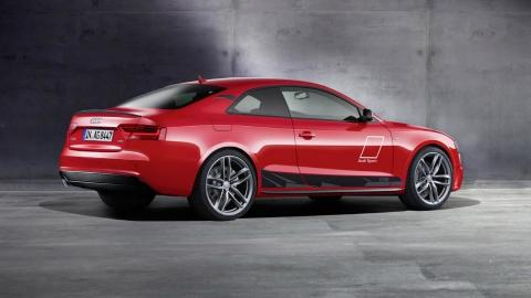 Компанія Audi присвятила спецверсію купе A5 чемпіонату DTM (6 фото) (2)