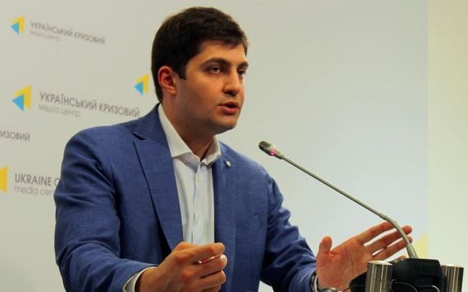 Соратник Саакашвілі зробив різкий випад на адресу Порошенко