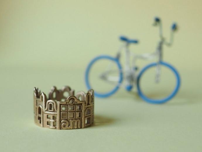 Драгоценные кольца с городскими пейзажами (22 фото) (4)