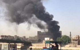 В Багдаде произошел второй за сутки взрыв, семь человек погибли: появилось видео
