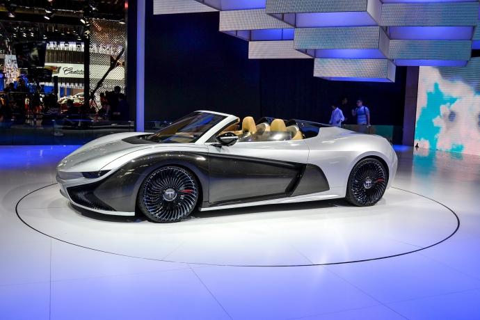 Китайці здивували автомобільний світ новим суперкаром: опубліковані фото (1)