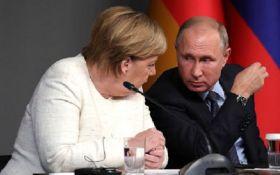 Команда Меркель начала угрожать Путину - что случилось