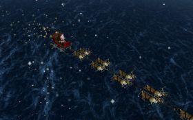 Праздник приближается: Санта-Клаус пролетел над Украиной и доставил миллионы подарков