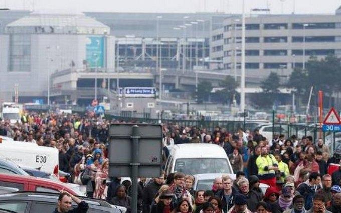 Озвучены имена террористов-смертников и новое число погибших в Брюсселе