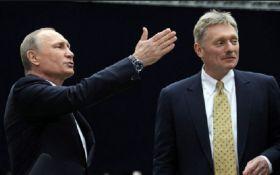 У Путина наконец-то отреагировали на скандал вокруг выборов главы Интерпола