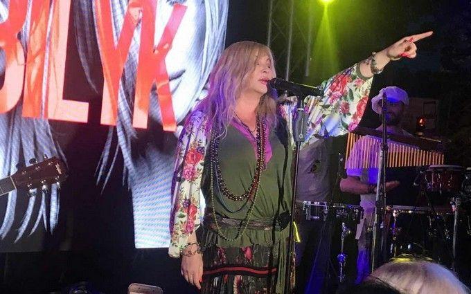 Бійка поліції та активістів: в Одесі відбувся виступ Ірини Білик