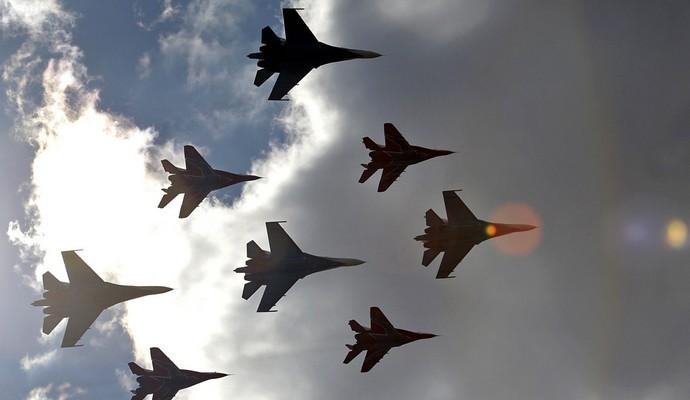 От авиаударов РФ в Сирии погибли мирные жители