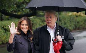 Вот это сюрприз: Мелания Трамп шокировала посетителей Белого дома
