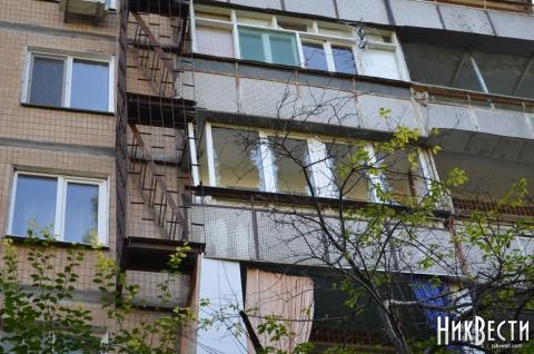 У центрі Миколаєва в квартирі вибухнула граната