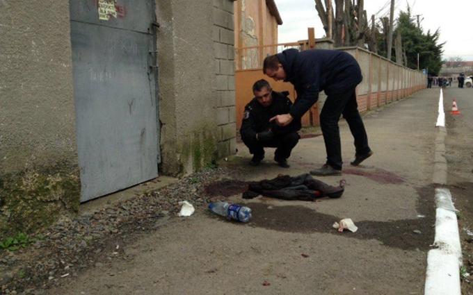 Перестрелка в Мукачево: опубликованы новые фото и подробности