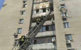 Полиция шокировала версией причины смертельного пожара в Киеве