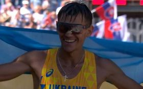 Украинский легкоатлет завоевал золотую медаль на чемпионате Европы