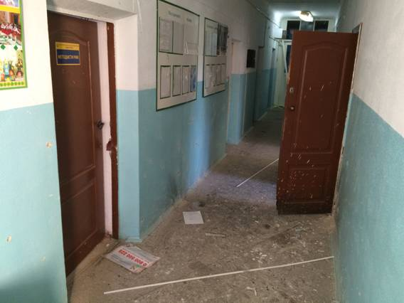 Вибух в адміністрації під Києвом: з'явилися фото і важлива подробиця (1)