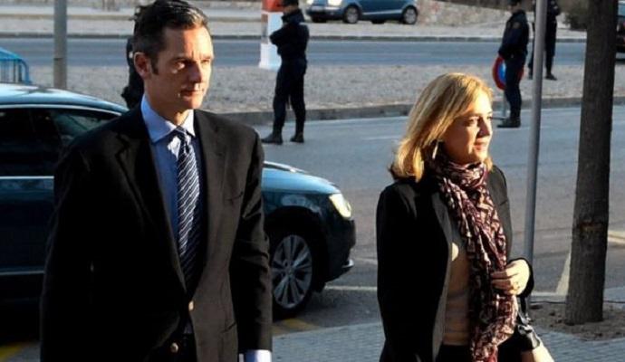 Принцесса Испании Кристина предстала перед судом за мошенничество