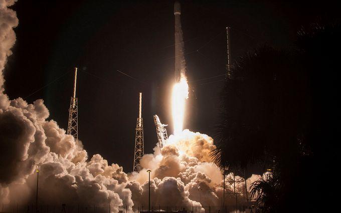 В США відбулась нова масштабна космічна подія: опубліковані фото