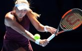 US Open. Козлова разгромной победой стартовала в квалификации