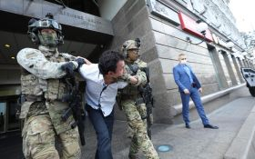 Обезвреживание террориста в Киеве - МВД раскрыло новые детали