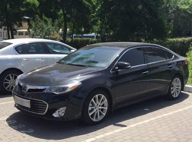 Луценко зацікавився дорогою машиною одеського прокурора: з'явилися фото (1)
