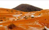 Мир поразило удивительное природное явление в Сахаре: появились фото
