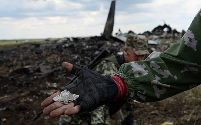 """""""Мирні шахтарі"""" збили: в мережі згадують загибель Іл-76 з десантниками"""