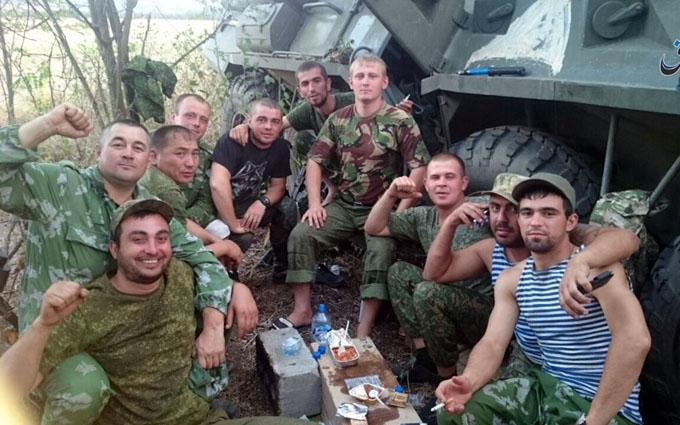 ІДІЛ показав фото нових російських солдатів, загиблих в Сирії