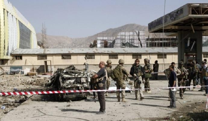 Возле посольства РФ в Афганистане произошел теракт