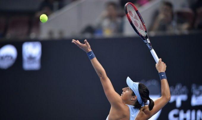 Гарсия стала последней участницей Итогового турнира WTA— Теннис