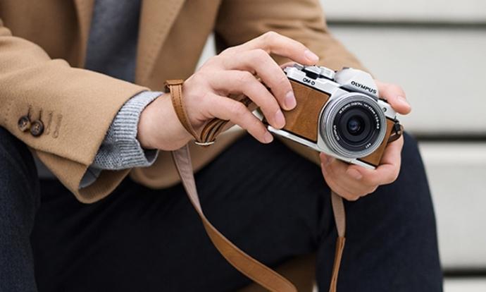 Olympus выпустила фотоаппарат OM-D E-M10 Mark II Limited Edition (4 фото)