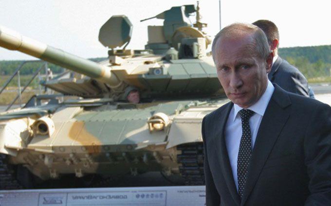 В Росії розповіли про нереальні світові плани Путіна