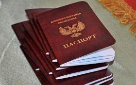 "Россия приравняла ""паспорта"" ДНР-ЛНР к документам украинцев"