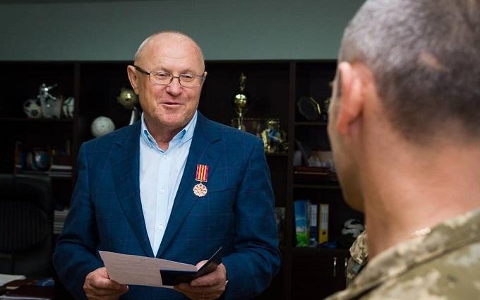 Чиновник-противник Майдану отримав нагороду: в мережі обурені