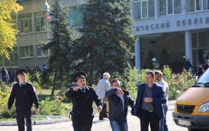 Массовое убийство в Керчи опубликованы шокирующие