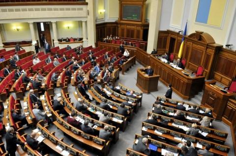 Сьогодні Верховна Рада має прийняти шість законопроектів з безвізового пакету