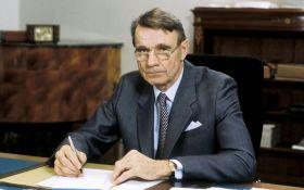 Умер бывший президент одной из европейских стран