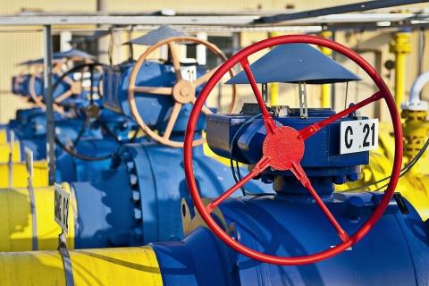 ЄС і РФ підписали тристоронній протокол з зимових поставок газу (1)