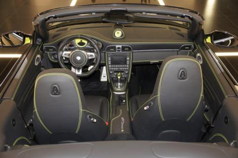 Кабріолет Porsche 997 Turbo від TechArt (8 фото) (2)