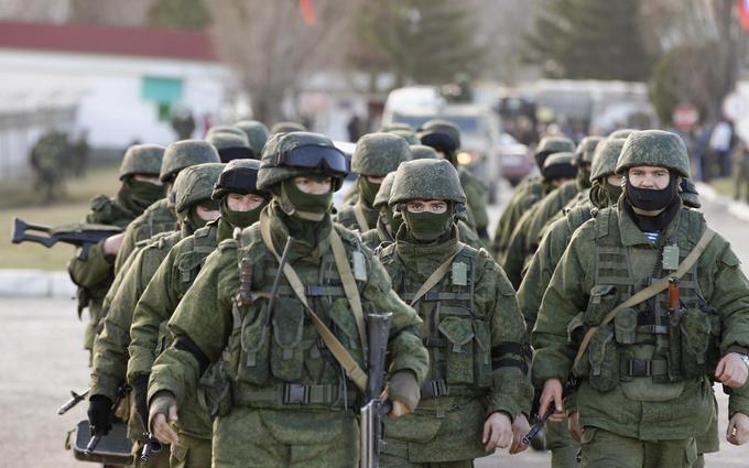 На Донбасі засікли нових військових Росії: опубліковані фото